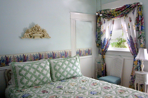 St. Augustine Bed and Breakfast: Coquina Room