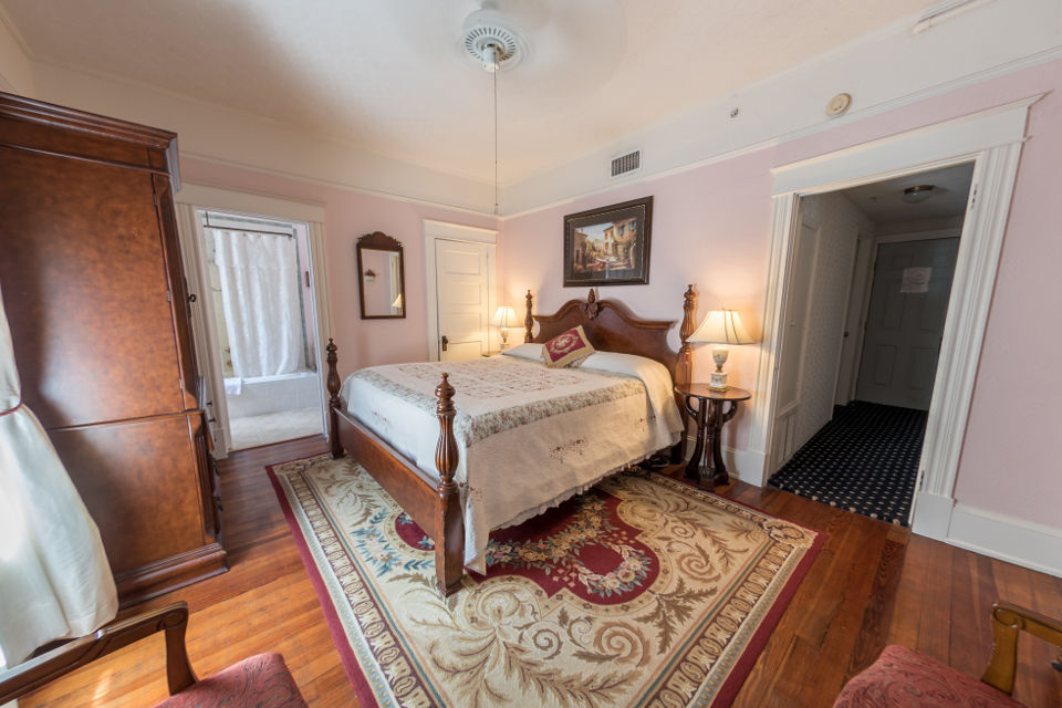 St. Augustine Bed and Breakfast: Rosita Room